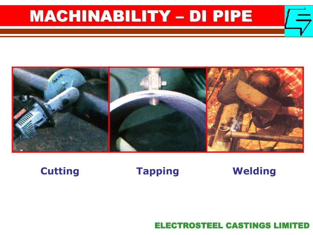 MACHINABILITY – DI PIPE