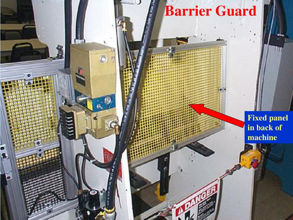 Barrier Guard