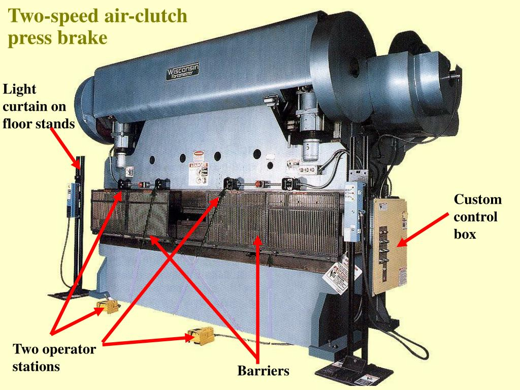 Two-speed air-clutch