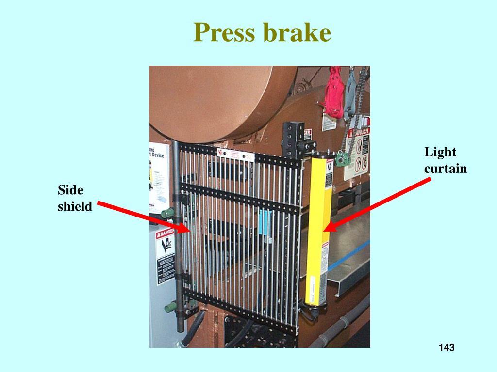 Press brake