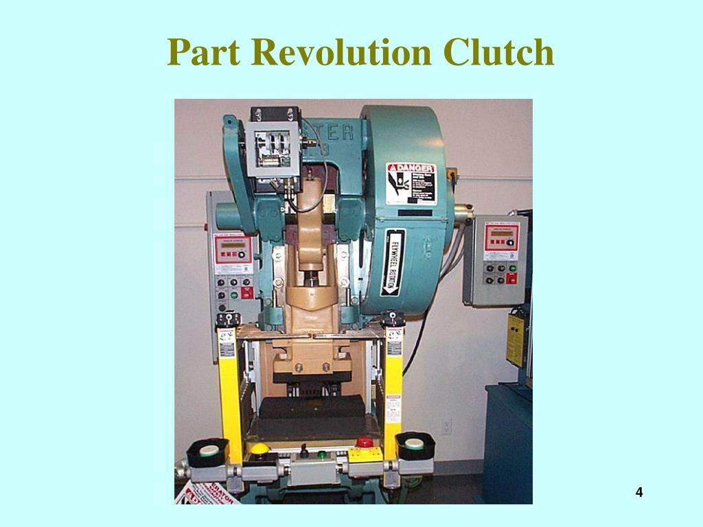 Part Revolution Clutch