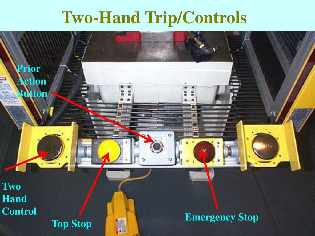 Two-Hand Trip/Controls