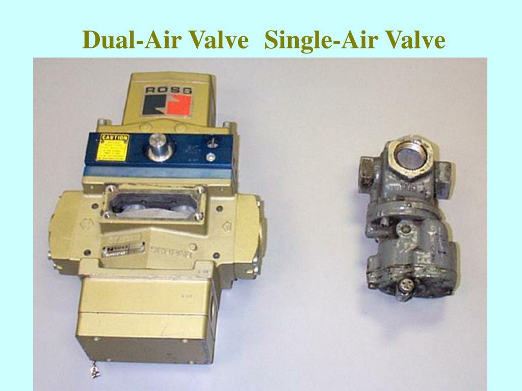 Dual-Air Valve