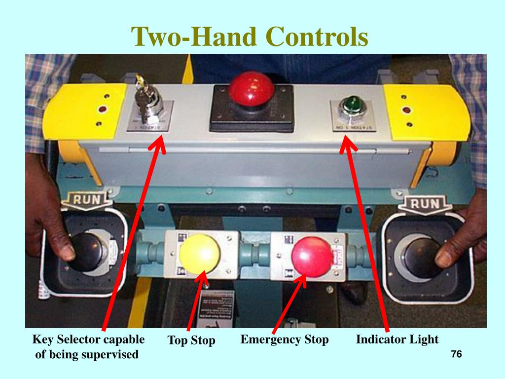 Two-Hand Controls