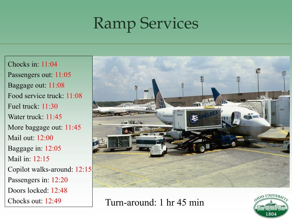 Ramp Services