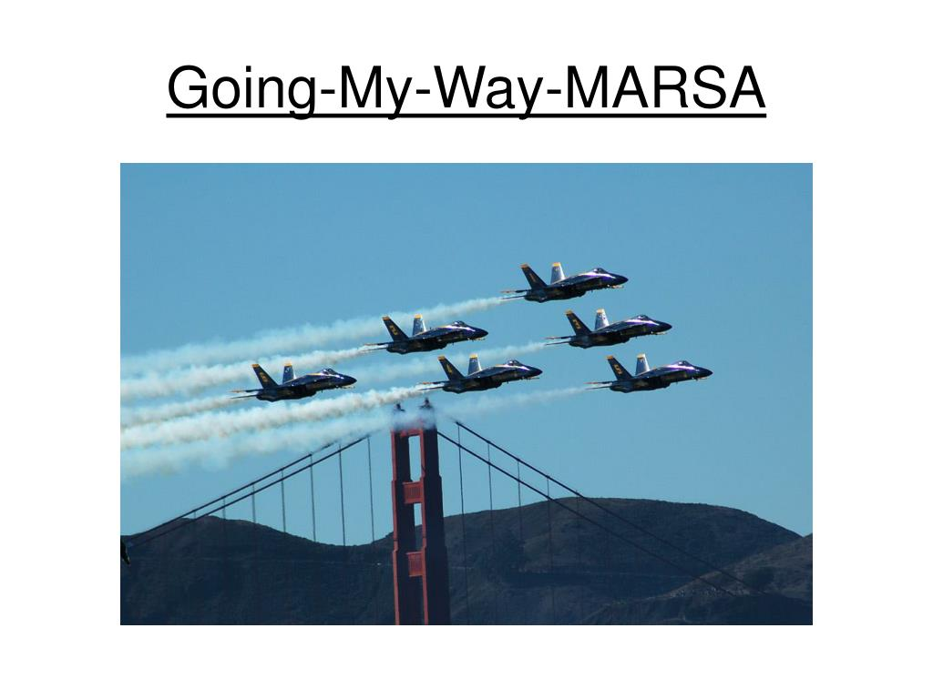 Going-My-Way-MARSA