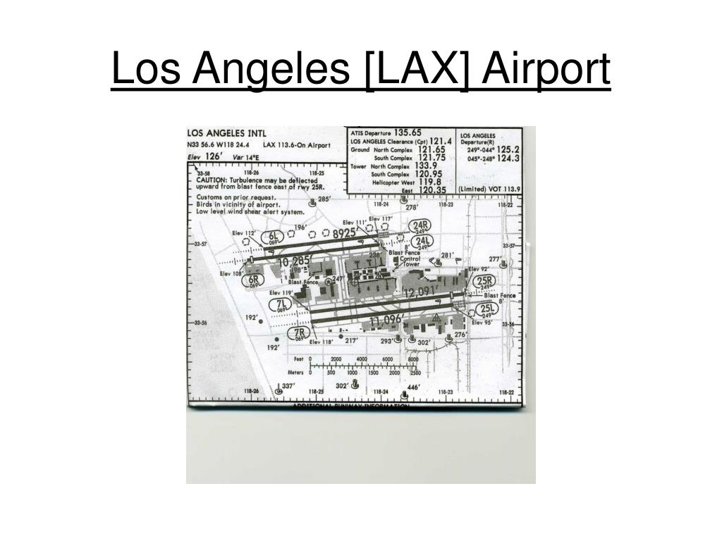 Los Angeles [LAX] Airport