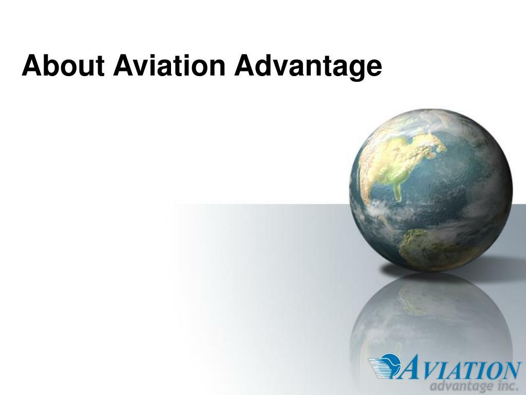 About Aviation Advantage