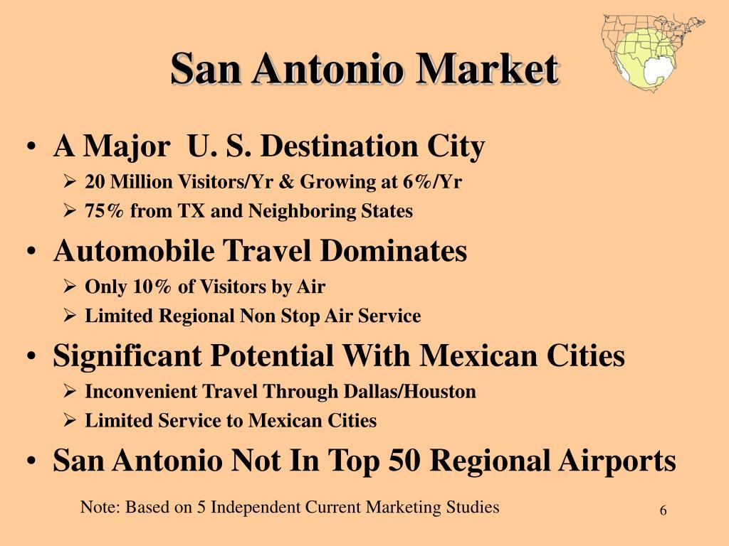 San Antonio Market