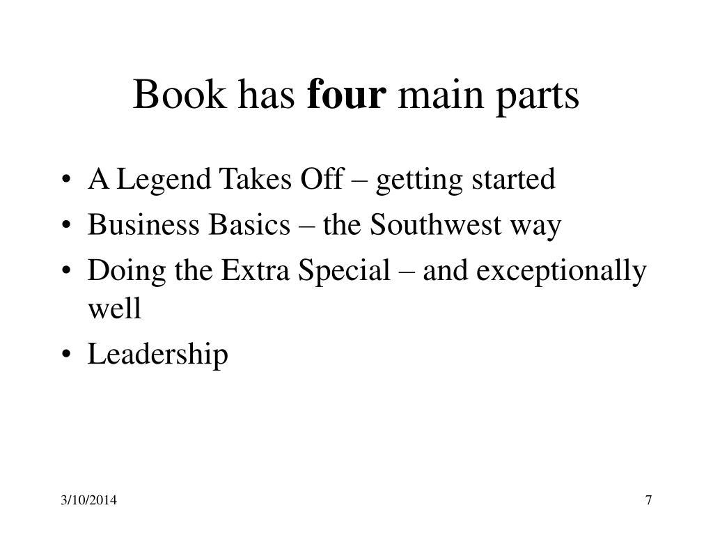 Book has