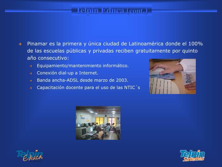 Telpin Educa (