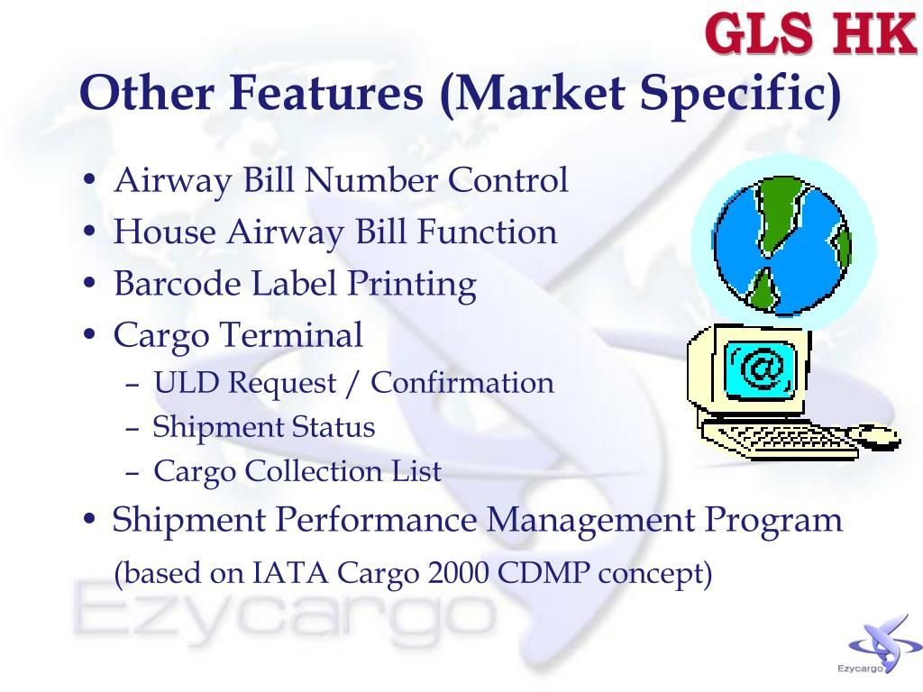 Other Features (Market Specific)