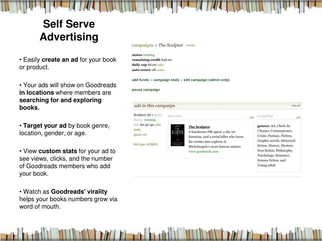 Self Serve Advertising