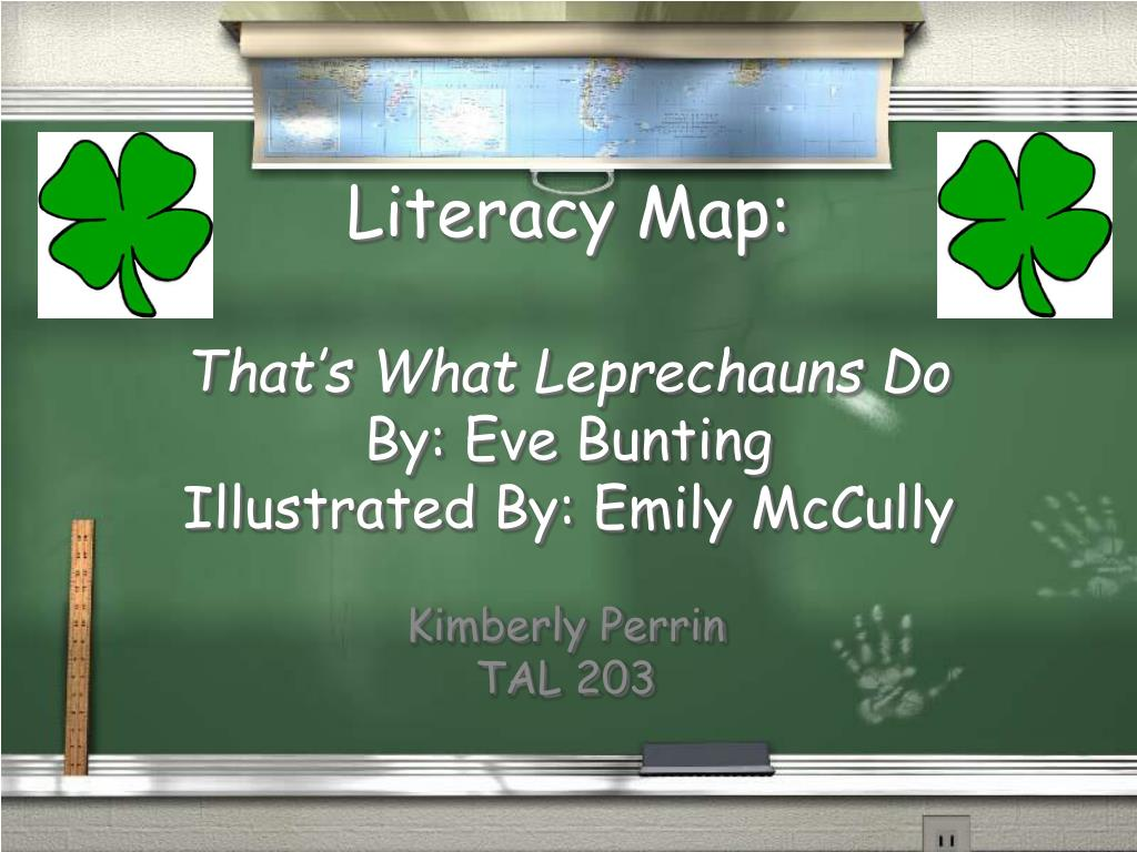 Literacy Map: