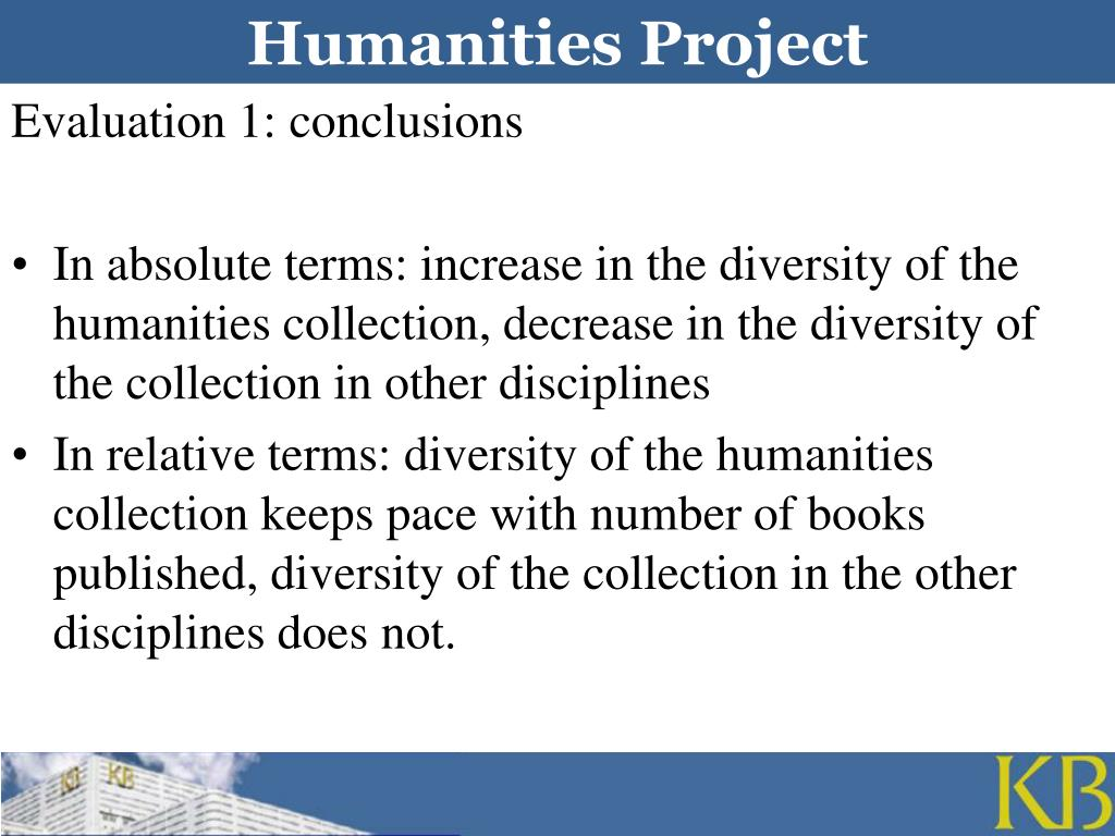 Humanities Project