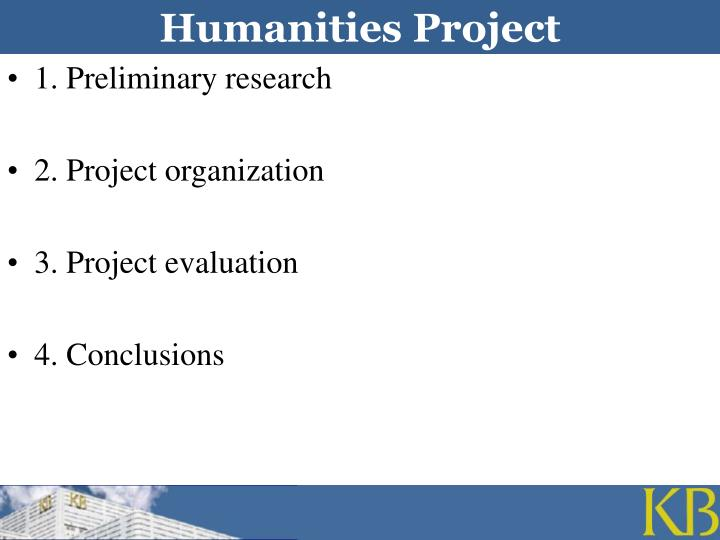 Humanities project2