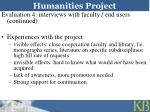 humanities project20