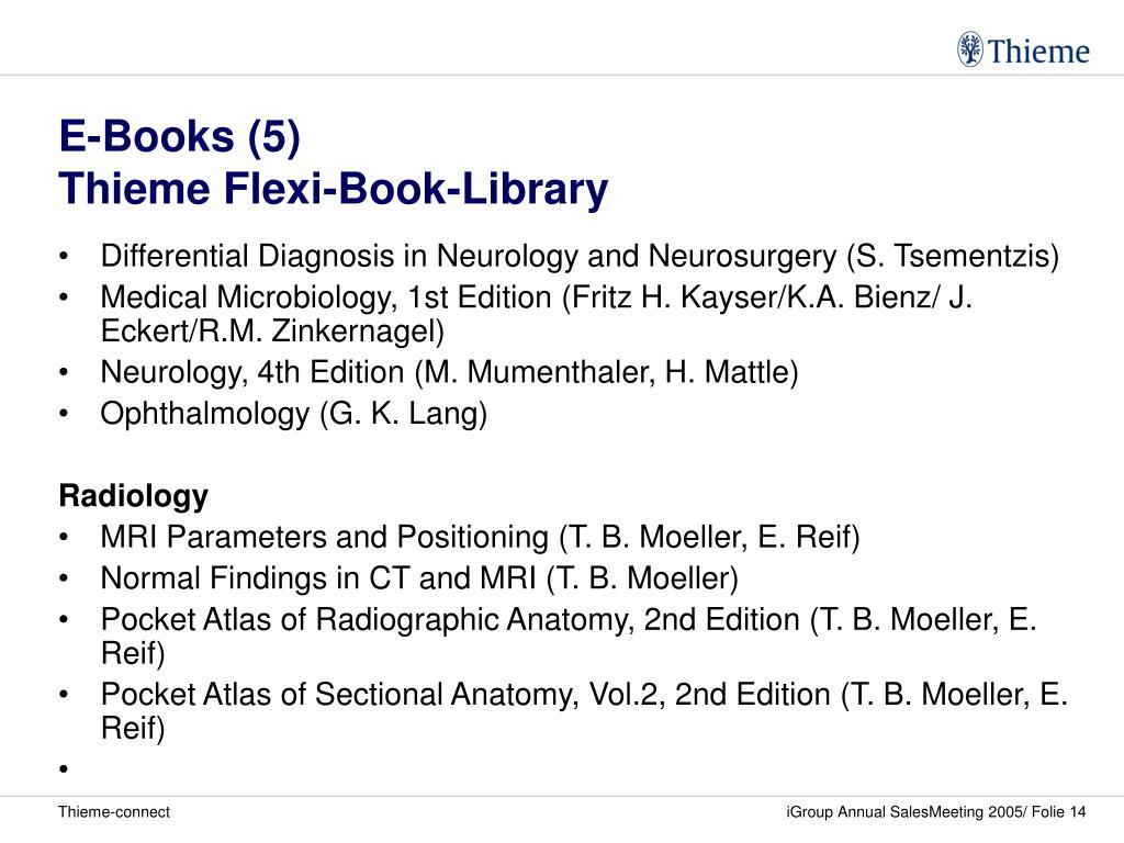E-Books (5)
