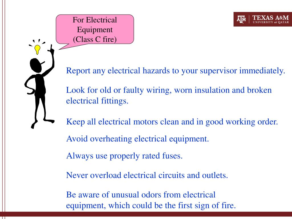 For Electrical