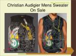 christian audigier mens sweater on sale4