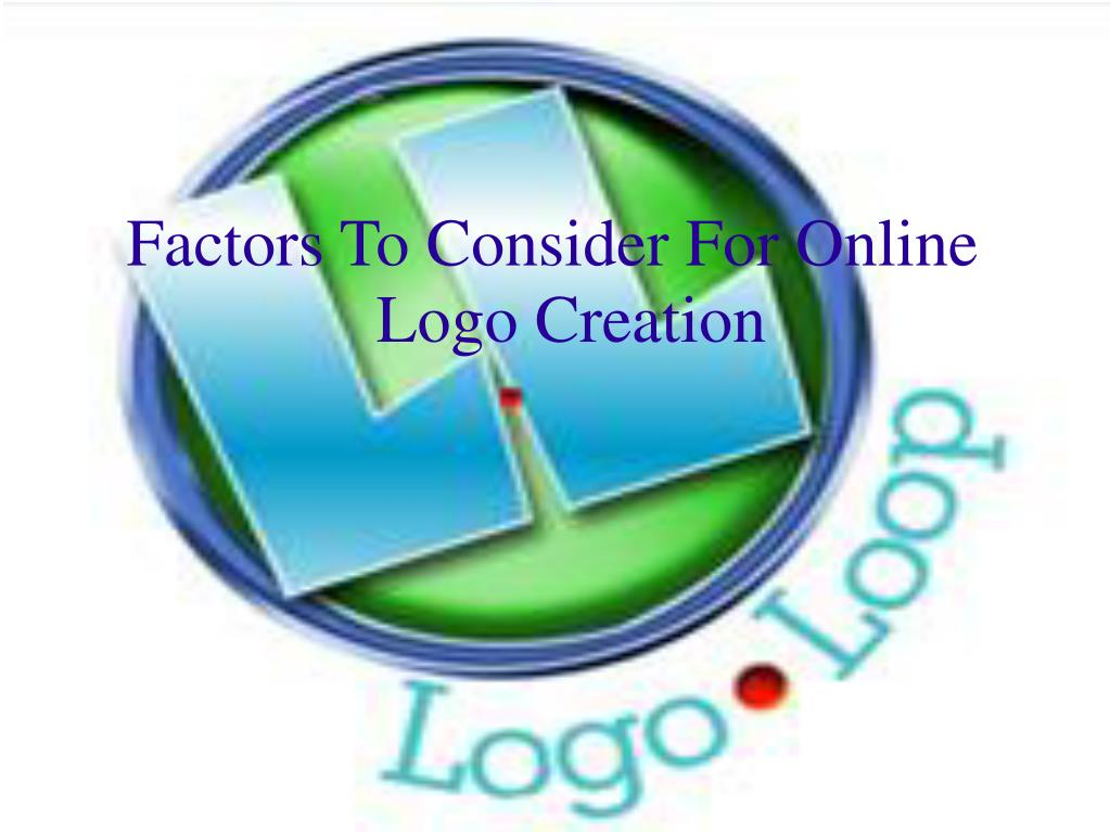 Factors To Consider For Online Logo Creation