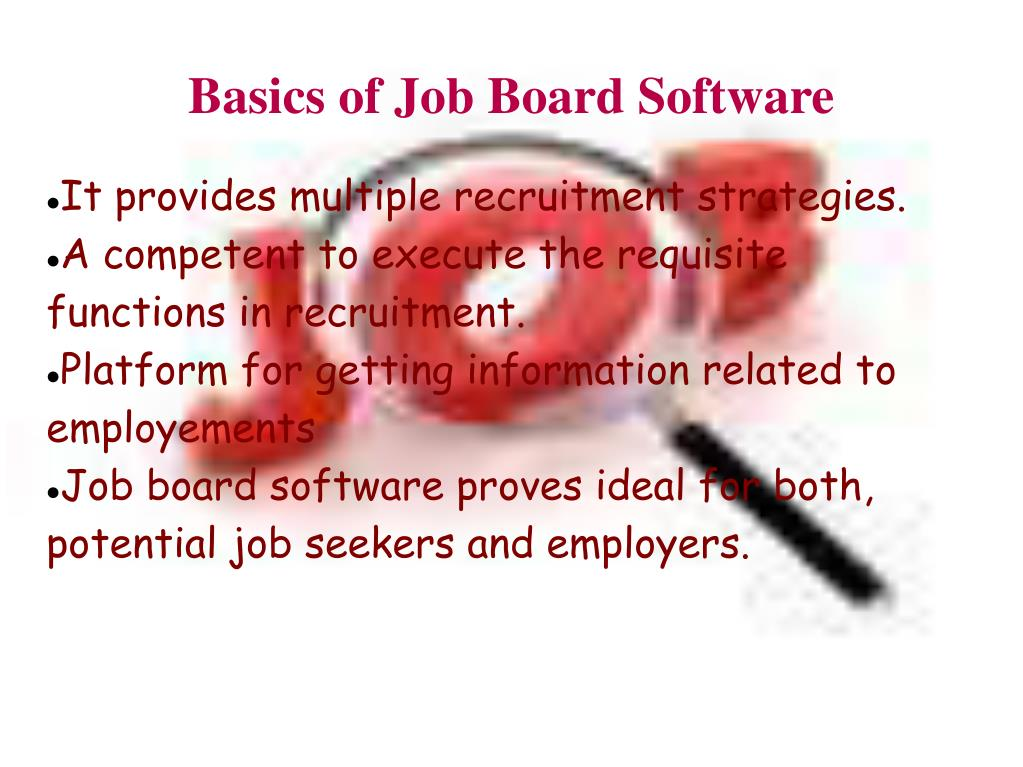 It provides multiple recruitment strategies.