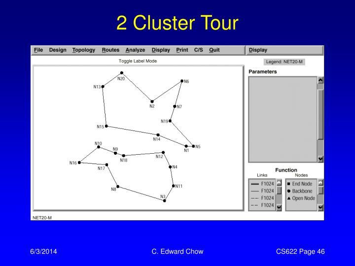 2 Cluster Tour