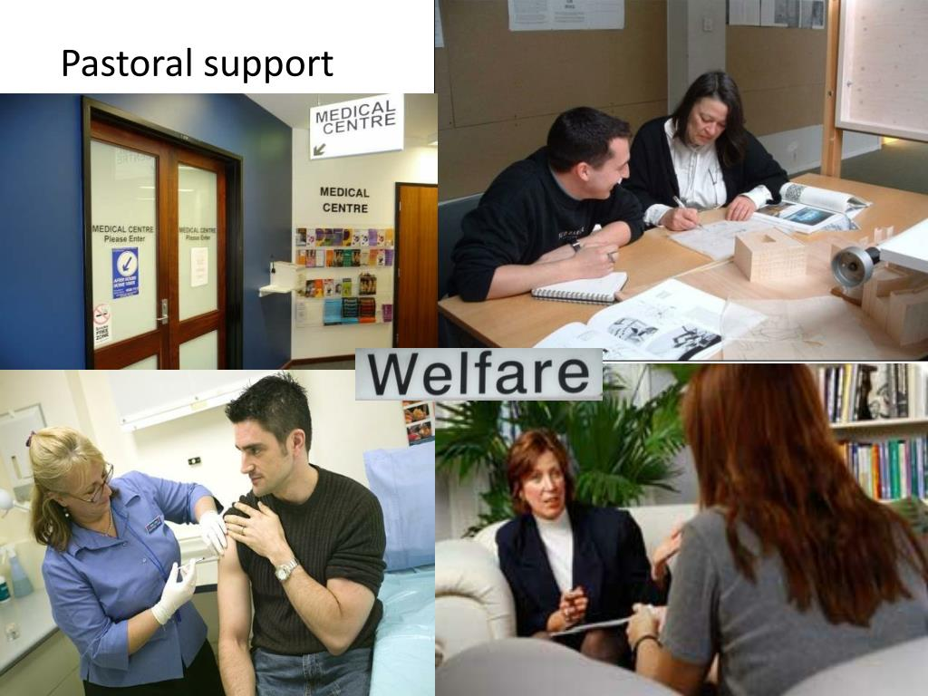 Pastoral support
