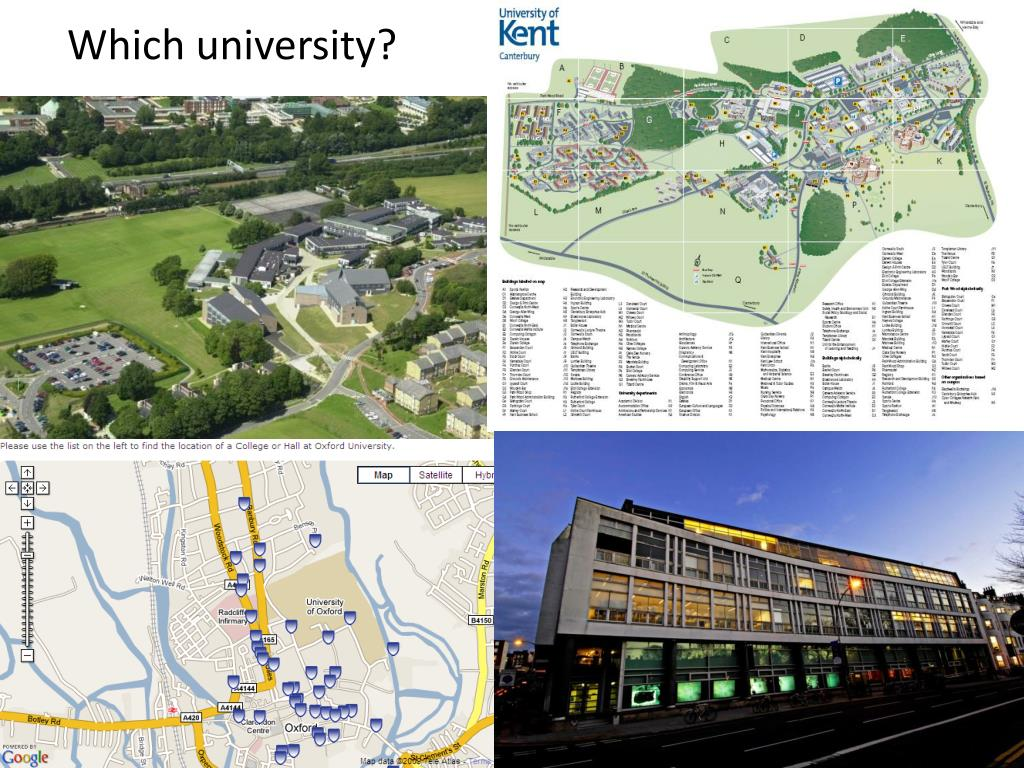 Which university?