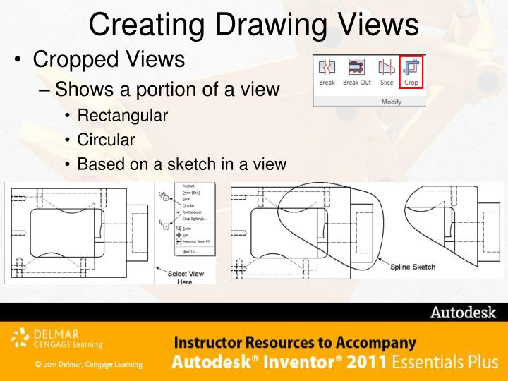Creating Drawing Views