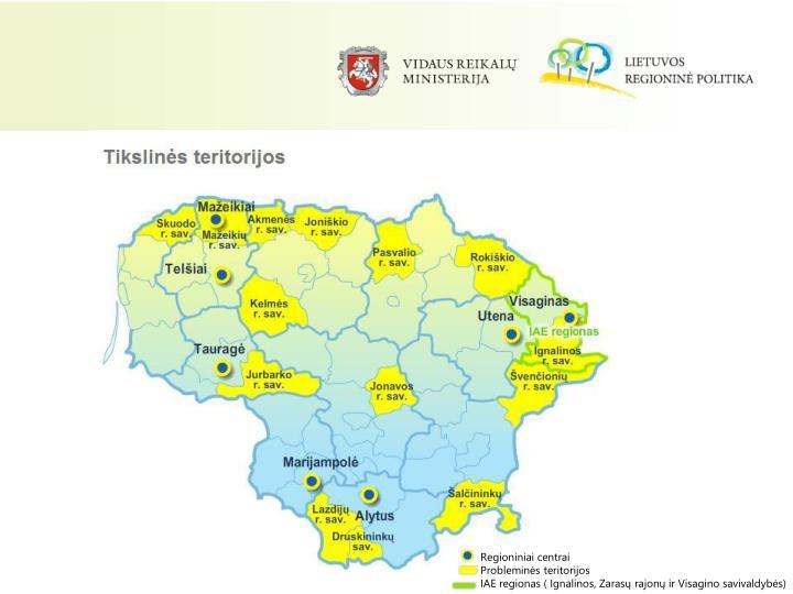 Regioniniai centrai
