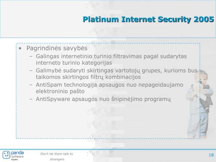 Platinum Internet Security