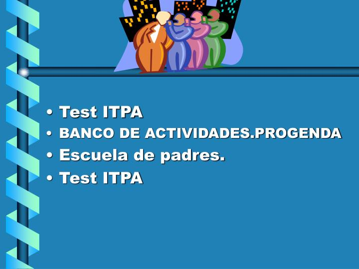 Test ITPA
