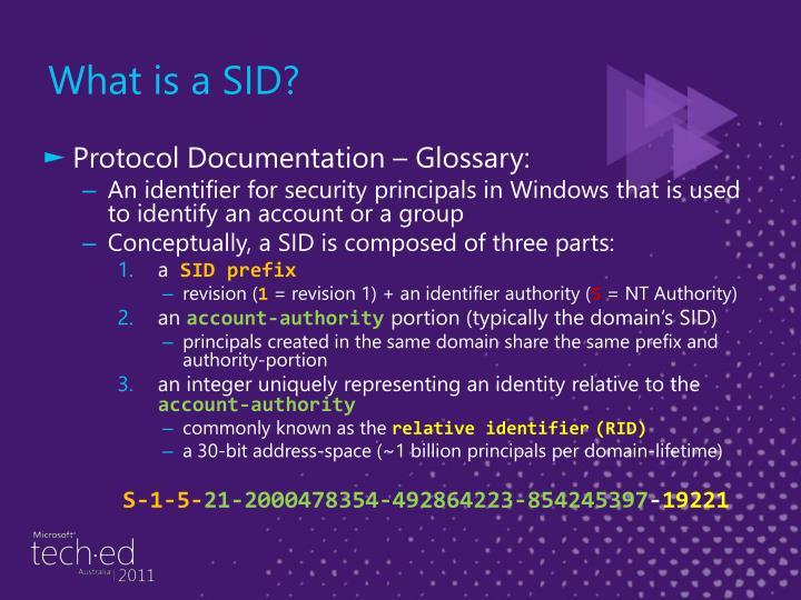 Protocol Documentation – Glossary: