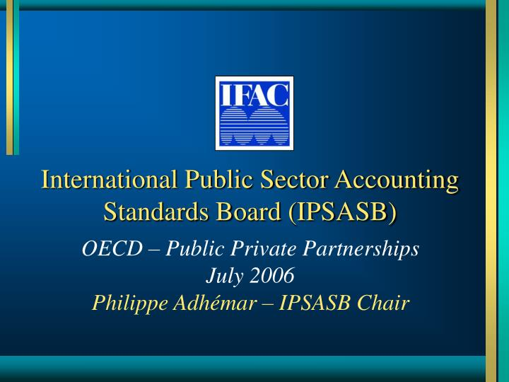 accounting standards boards paper 4