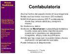 confabulatoria