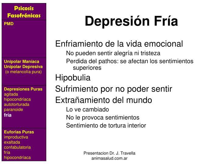 Depresión Fría