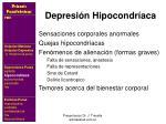 depresi n hipocondr aca