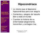 hipocondr aca