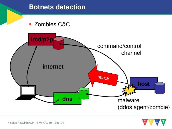 Botnets detection