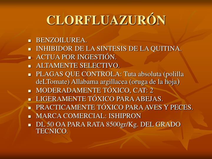 CLORFLUAZURÓN