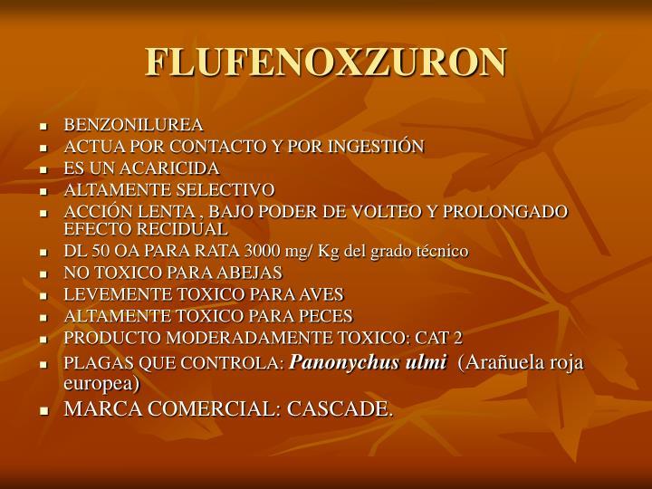 FLUFENOXZURON