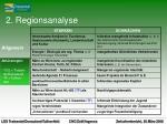 2 regionsanalyse