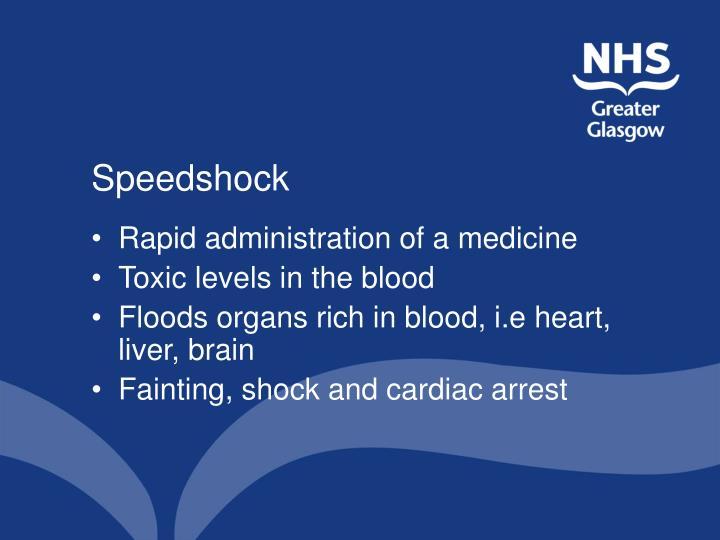 Speedshock