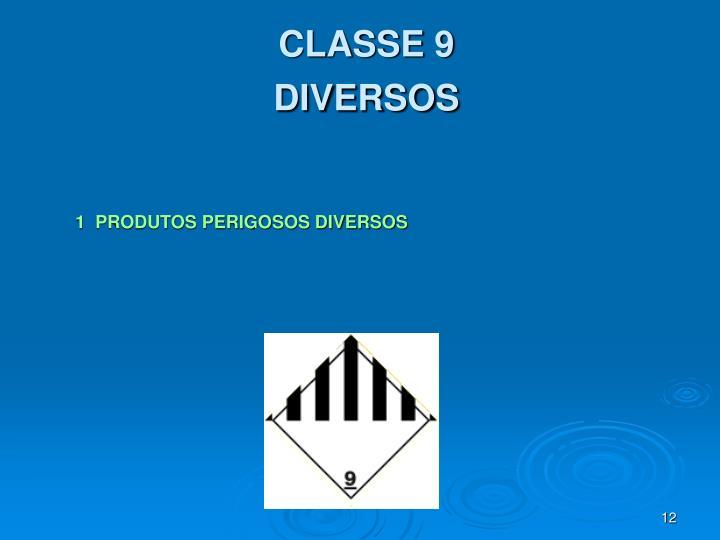 CLASSE 9