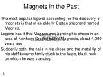 magnets in the past1