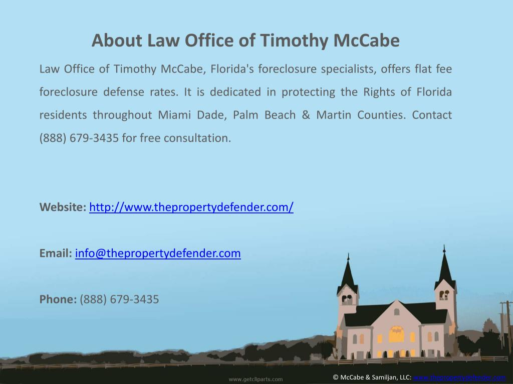 About Law Office of Timothy