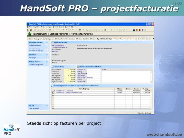 HandSoft PRO –