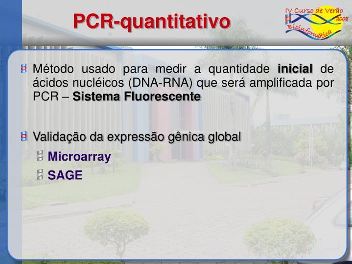 PCR-quantitativo