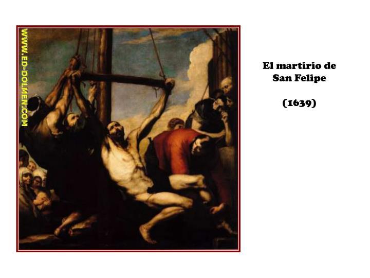 El martirio de